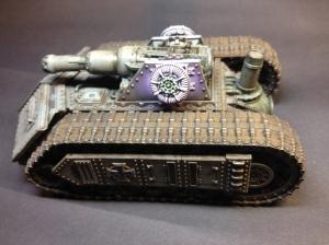 Prussian Tank Dystopian Legions