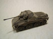 An old revell 1/72 scale Panzerkampfwagen