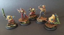 Some old Malifaux