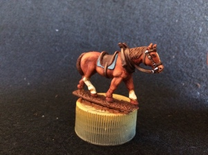 Finished Horse, tidied up a little
