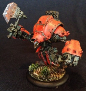 Khador jack level 3 on type 2 basing